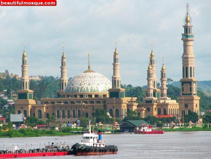 Islamic-Center-Mosque-Samarinda-Indonesia