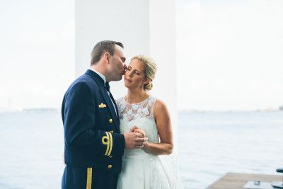 bröllop marinmuseum karlskrona