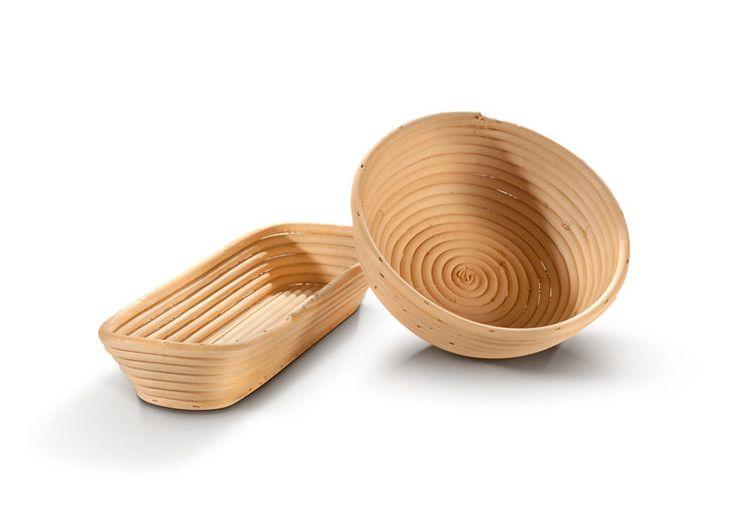 Ratanový koš na chléb - oválný — Príslušenstvo — Mlýnky