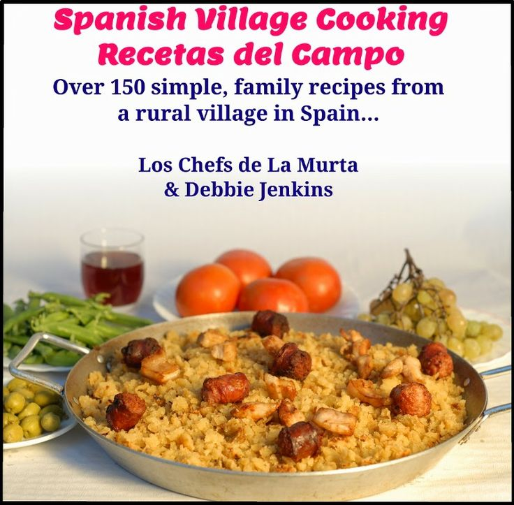 160 best spanish food recipes images on pinterest spanish food my kitchen in spain spanish village cooking review of the book and two recipes forumfinder Choice Image