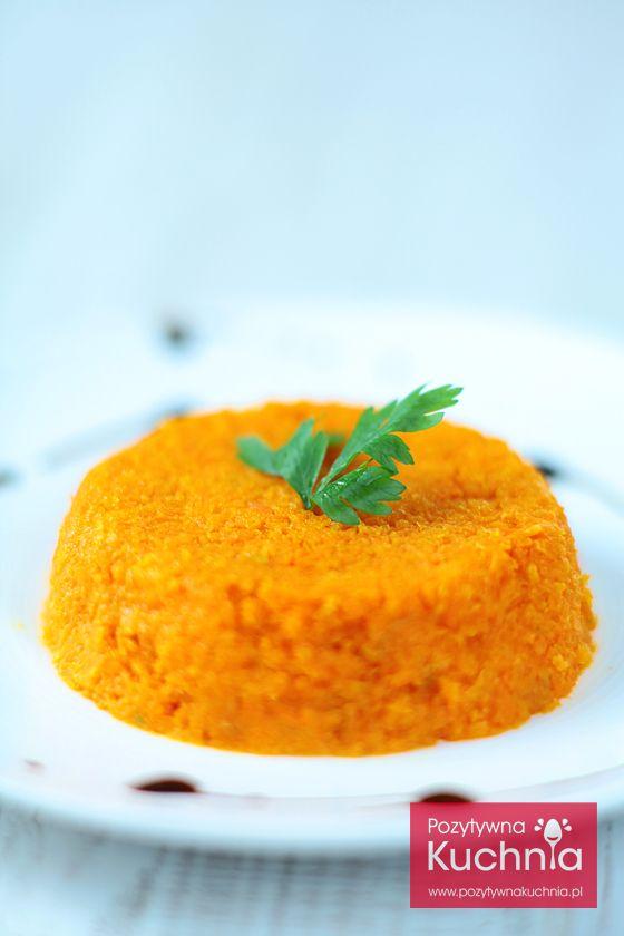 #puree z marchewki - #przepis na pyszne i delikatne puree marchewkowe z masłem i cytryną  http://pozytywnakuchnia.pl/puree-marchewkowe/  #obiad #marchewka #kuchnia