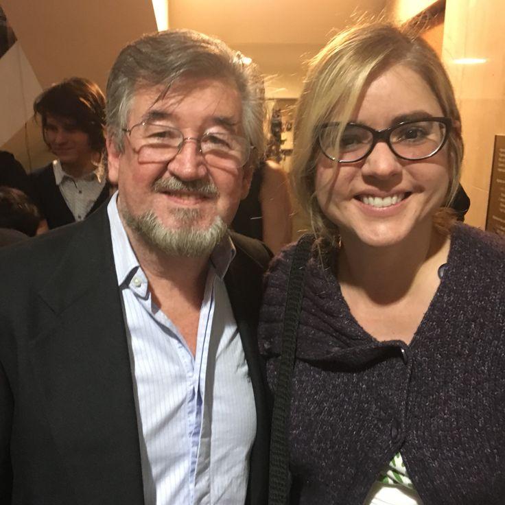 With Nick Maley, the creator of Yoda! Mari Hamill #authors ...