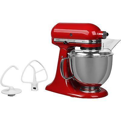 kitchenaid 5ksm150pseer 20 tassen kchenmaschine - Kitchenaid Kuchenmaschine Rot
