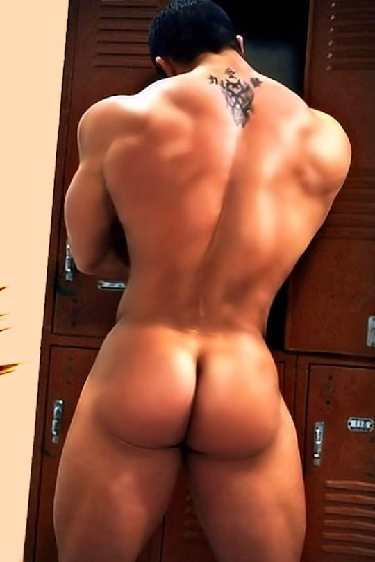 Pics of nude man bubblebutt