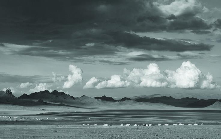 OYUNA London Mongolia landscape