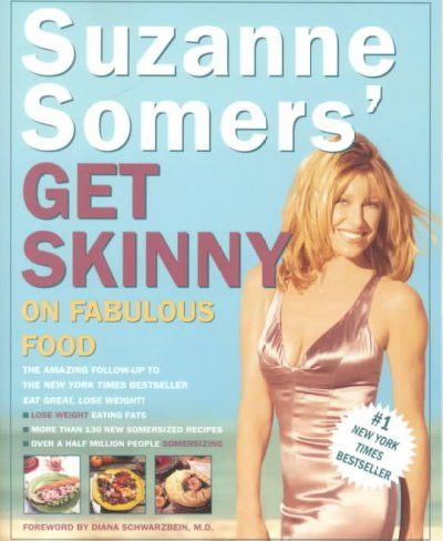 From the author of Suzanne Somers' Eat Great, Lose Weight comes a delicious collection of more than 150 new recipes for appetizers, entrees, soups, salads, desserts, and other dishes, all of which are