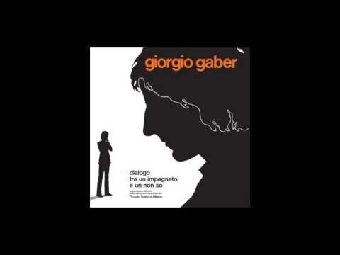 Giorgio Gaber - Il mestiere del padre