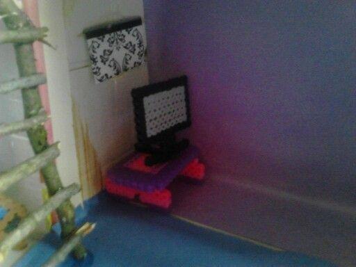 Perler Beads Doll House Fun TV