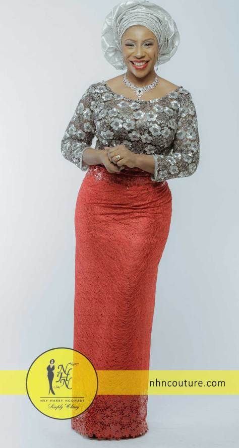 Dress-like-the-daughter-of-a-King #nhncouture #asoebi #nigeriantraditionalwear