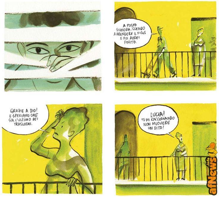 Fumetto italiano. Cinquant'anni di romanzi disegnati in mostra - http://www.afnews.info/wordpress/2016/01/20/fumetto-italiano-cinquantanni-di-romanzi-disegnati-in-mostra/