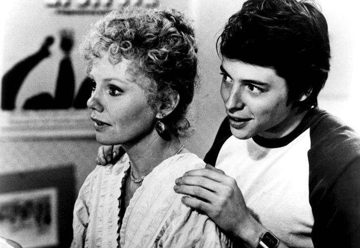 MAX DUGAN RETURNS, Marsha Mason, Matthew Broderick, 1983   Essential Film Stars, Matthew Broderick http://gay-themed-films.com/film-stars-matthew-broderick/