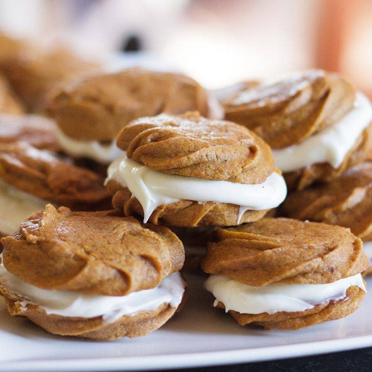 It's definitely pumpkin time of year.  At work a couple of weeks ago someone was talking about these amazing pumpkin cookies - 'I ate the whole batch... one after the other' was their comment.... t...