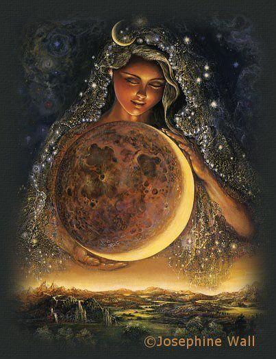 cerwiden goddess | La madre delle arti magiche (Cerridwen)