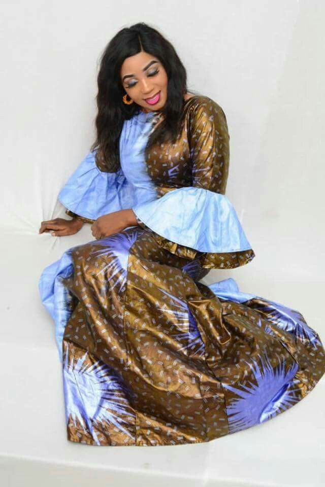 Épinglé par Fatoumata Barro sur Robe africaine | Mode
