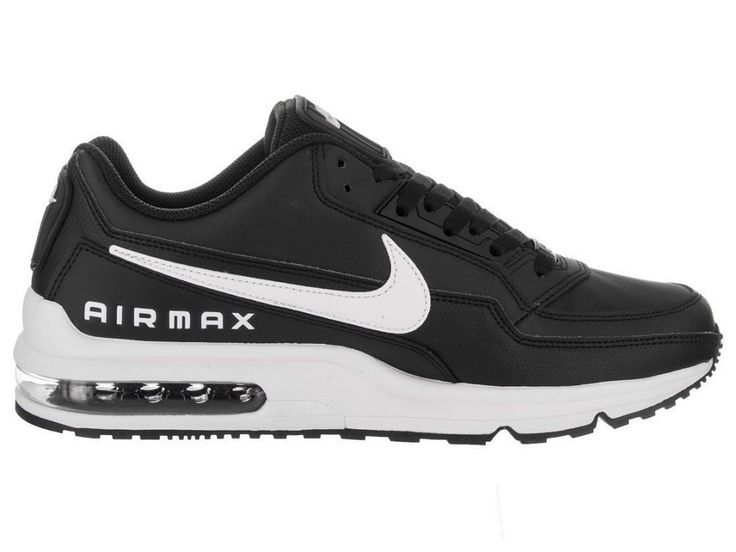 Nike Air Max LTD 3 Leather - Black / White – West Brothers