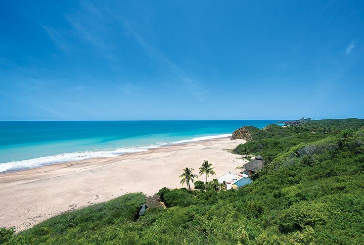 Playa Cuixmala