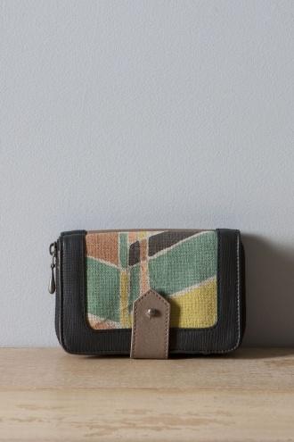Nancy Bird 5562 Charcoal Millie Wallet W12-161