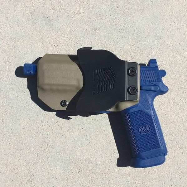 FNX 45 Tactical Paddle Holster – JEholsters