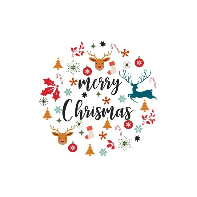 Merry Christmas Card Design Christmas Background Illustration Png And Vector With Transparent Background For Free Download Merry Christmas Card Design Christmas Calligraphy Christmas Cards