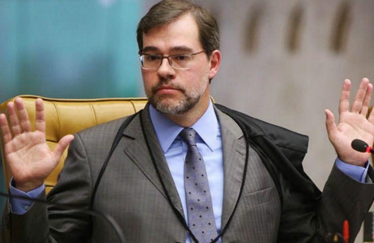 Finda a eleição, presidente do TSE, ex-advogado do PT, propõe 'pacificação' | #Censura, #DilmaRousseff, #Eleitoral, #Pacificação, #Toffoli, #TSE
