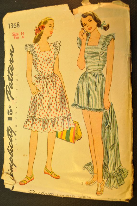 Love this dress/playsuit pattern, would love to find a complete pattern: Patterns Sorbetsurpri, Crafts Ideas, Complete Patterns, Vintage Fashion, Dressplaysuit Patterns, Sewing Ideas, Dresses Playsuits Patterns, Refashion Inspiration, Sewing Patterns