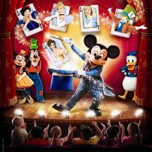 La bande à Mickey et son Magic Show am 27.04.2013 im Patinoire de Malley in Lausanne-Prilly. Tickets auf www.ticketcorner.ch oder an allen Vorverkaufsstellen