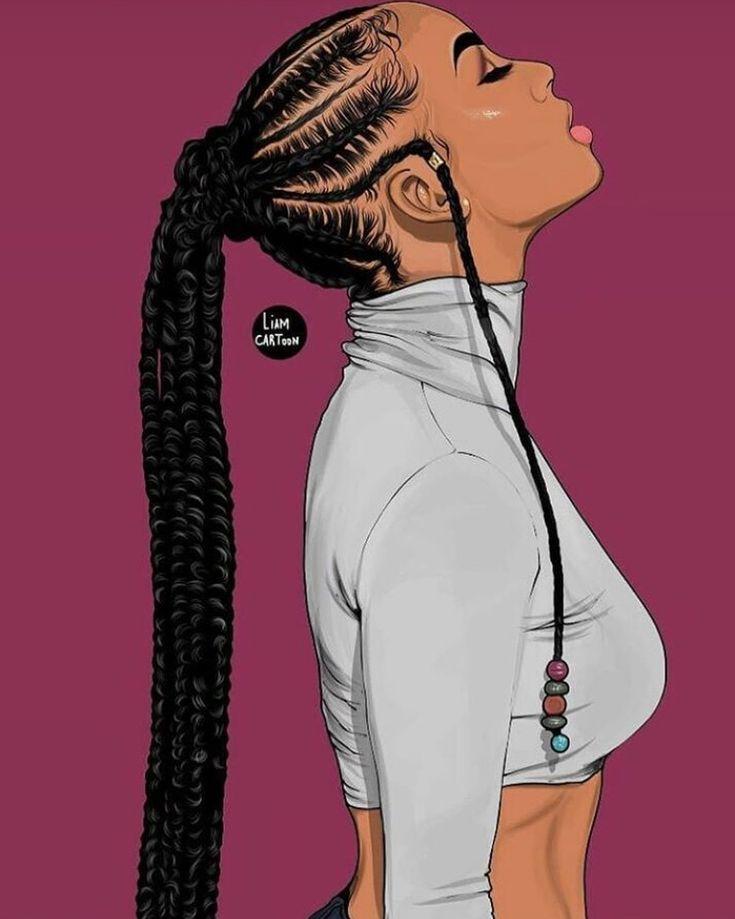 ✨ @braids_panama . . . . . . . . . . . #BoxBraids #cornrows #trenzasafricanas …