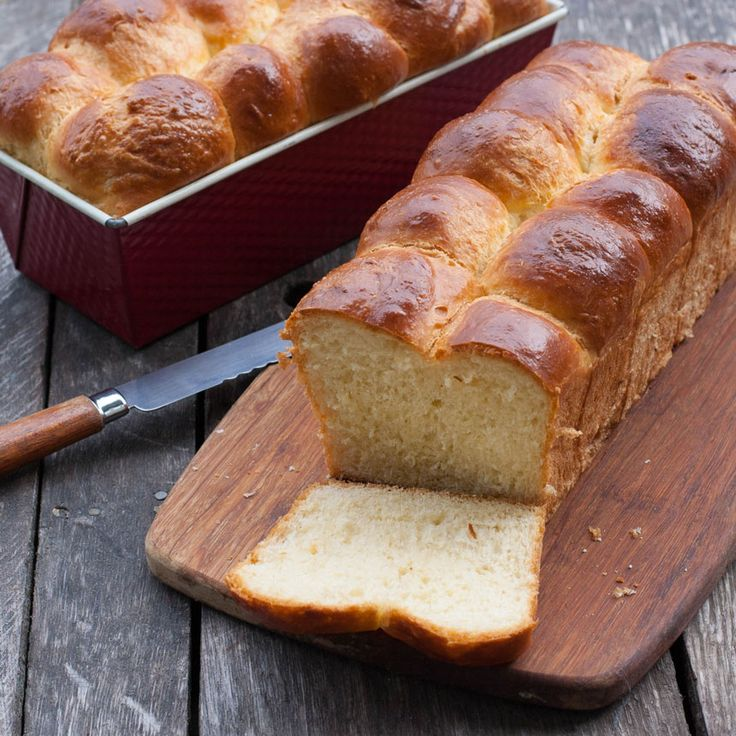 Brioche i limpform - recipe in Swedish