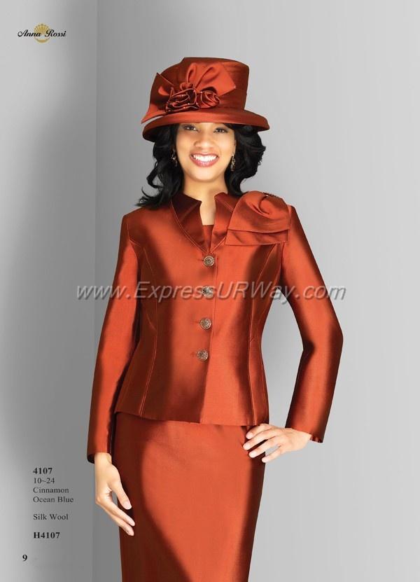 Anna Rossi 4107 Ladies Church Suit