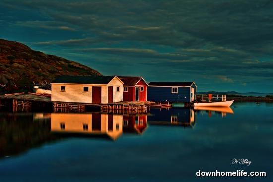Back Harbour, Twillingate