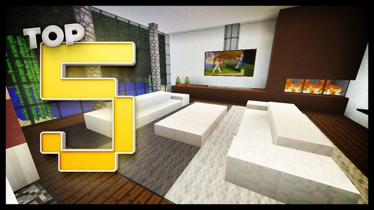 living room ideas for minecraft in 2020  living room in