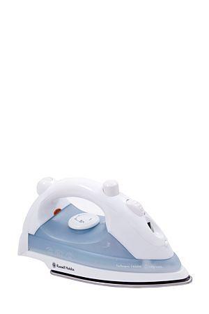 "Modern design, horizontal and vertical steam, spray and surge iron.<div class=""pdpDescContent""><ul><li> Adjustable fabric temperature guide with indicator light</li><li> Stainless steel soleplate</li><li> Large transparent water tank</li><li> Swivel-joint power cord sleeve</li><li> Overheat safety protection circuit</li><li> Variable steam control and a fine mist sprayer</li><li> 1400 watts</li></ul></div><div class=""pdpDescContent""></div>"