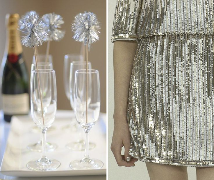New Years Eve- Gatsby Style | Oscars party ideas, New year ...