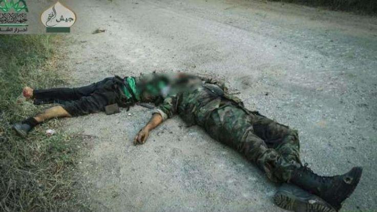 Puluhan Anggota Pasukan Asad Tewas Jaisyul Fath Bebaskan Sejumlah Wilayah di Latakia  LATAKIA (SALAM-ONLINE): Kelompok-kelompok Islam yang tergabung ke dalam barisan Jaisyul Fath dan faksi-faksi dari Tentara Pembebasan Suriah (FSA) berhasil membebaskan banyak wilayah di Jabal Akrad termasuk kota Kansabba di Provinsi Latakia.  Pembebasan sejumlah wilayah di kawasan Jabal Akrad Latakia ini menyusul pertempuran sengit dengan milisi teroris Asad di Yarmouk yang diluncurkan oleh pejuang oposisi…