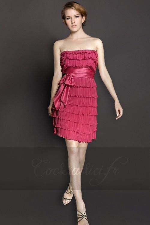 robe de cocktail, cocktail dress