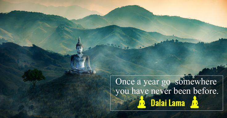Why wait? Follow Dalai Lama & Book your flights here! http://goo.gl/uEEtjq