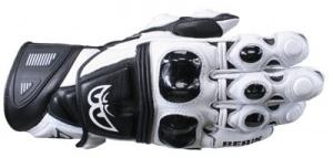 Berik Vision Leather Glove - Wht/Blk/Wht