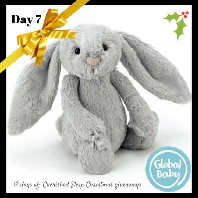 Enter to win: A Jellycat bunny from Global Baby | http://www.dango.co.nz/pinterestRedirect.php?u=cNZ2Hd61mxy4535