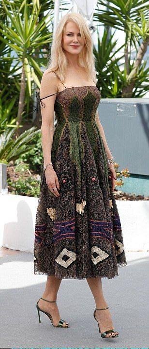 Cannes 2017: Nicole Kidman attends film premiere