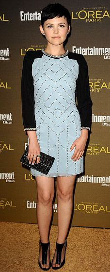 Ginnifer Goodwin: Entertainment Weekly Pre-Emmy Party