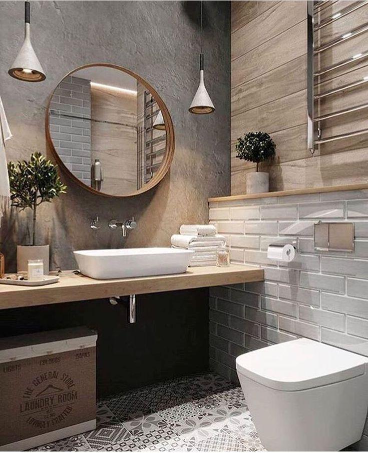 Mögliches Hausbad – #einrichtungsideen #Hausbad #…