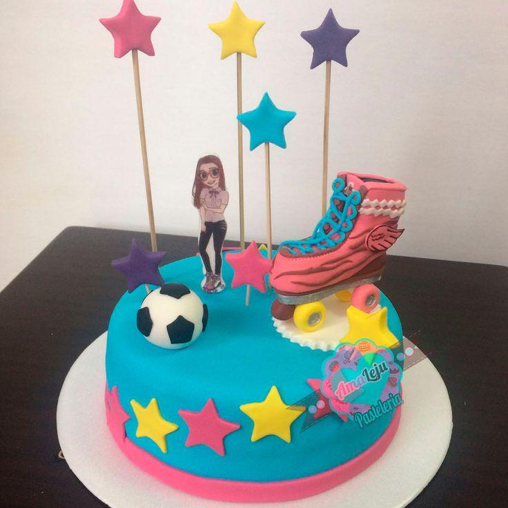 Torta Soy Luna Realiza tu pedido por; https://goo.gl/mvYBYv WhatsApp: 3058556189, fijo 8374484  correo info@amaleju.com.co Síguenos en Twitter: @amaleju / Instagram: AmaLeju