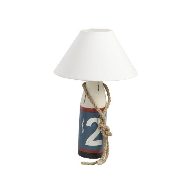 #nautical lamp  --> http://www.12seemeilen.de/maritime-lampe-boje-2-aus-holz-hoehe-39-cm-60-w.html