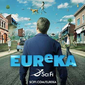 PWR After Class: Eureka – The Perfect Show for Nerds who don't ...