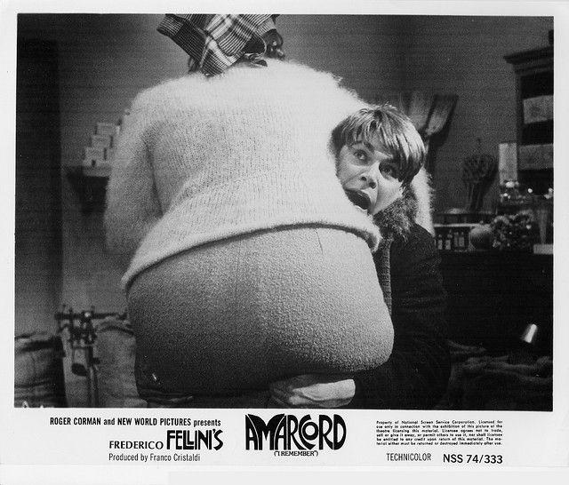 Federico Fellini: Amarcord