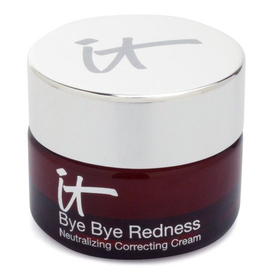 Bye Bye Redness Correcting Cream is a red neutralizing and correcting cream that completely cancels redness in your skin from view.