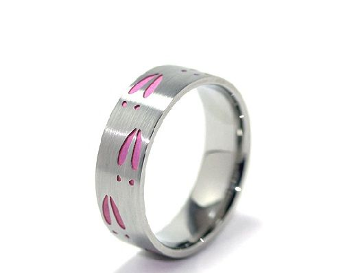 pink camo engagement ring for women jewelry inspiration womens camo engagement rings 500x397