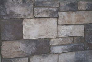 37 best images about cinder block wall cover on pinterest - How to cover exterior cinder block walls ...