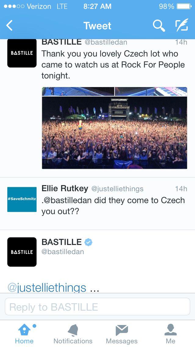 bastille band puns