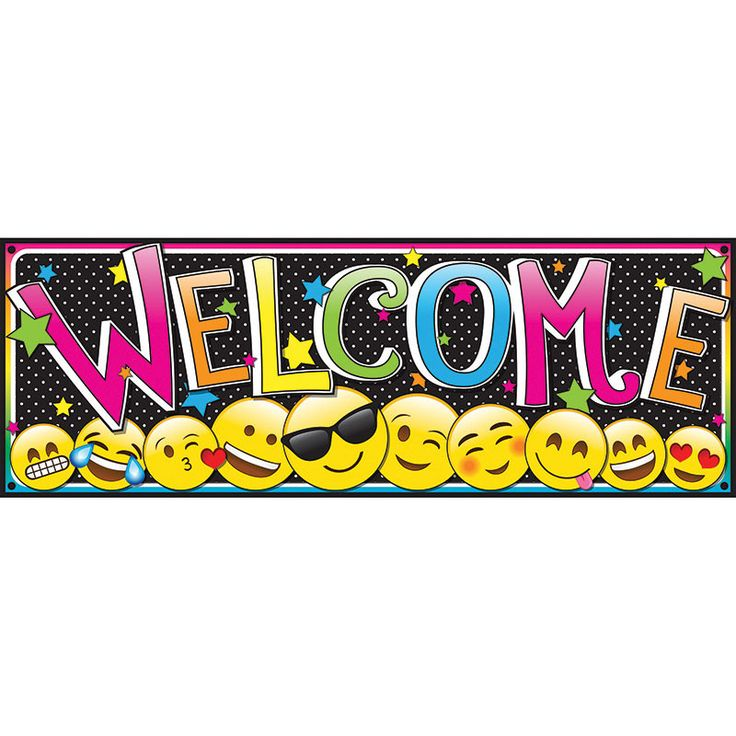 25 Best Ideas About Welcome Banner On Pinterest Welcome